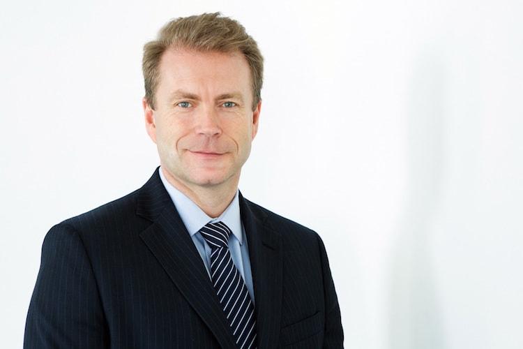 Lars Ljoen wird Executive Vice President bei Carnival Maritime