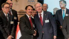 Meyer Werft zeichnet Vertrag mit indonesischer Reederei