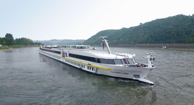 Die MS Elegant Lady von Plantours wurde im Jahr 2016 umfangreich renoviert und modernisiert / © Plantours Kreuzfahrten
