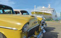MS Hamburg: Kuba Kreuzfahrten