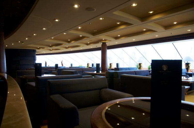 Top Sail Lounge - MSC Yacht Club - MSC Splendida