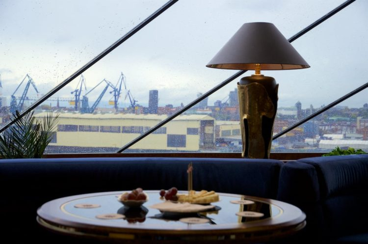 High Tea - Top Sail Lounge - MSC Splendida