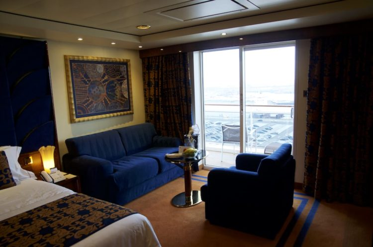 MSC Yacht Club Balkonkabine - MSC Splendida