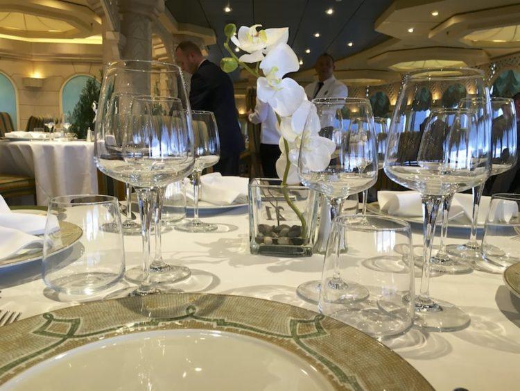 Yacht Club Restaurant - MSC Splendida