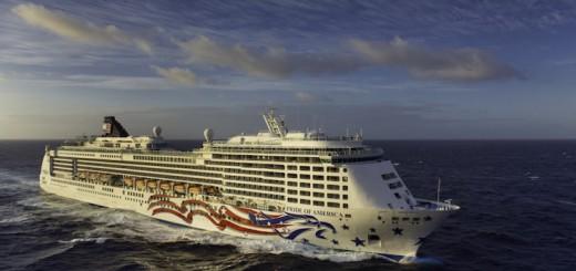 Pride of America wurde frisch renoviert in 2016 / © Norwegian Cruise Line