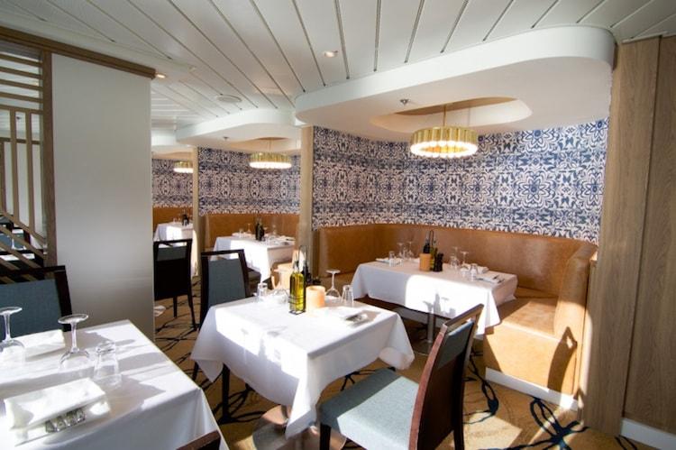 La Cucina Restaurant auf der Pride of America / © Norwegian Cruise Line