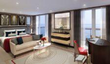Queen Mary 2: Multimillionen Umbau im Mai 2016 bei Blohm & Voss