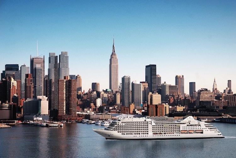 Silver Muse soll das luxuriöseste Kreuzfahrtschiff der Welt werden / © Silversea Cruises