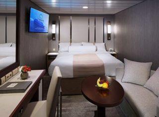 Innenkabine auf der Azamara Quest / © Desire Cruises