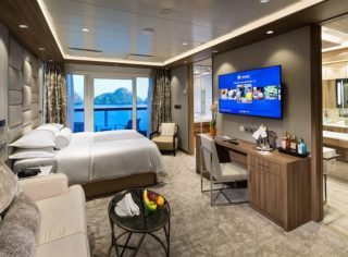 Spa Suite auf der Azamara Quest / © Desire Cruises