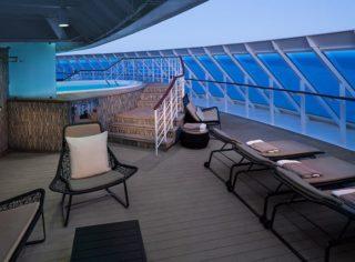 Thalasso Pool auf der Azamara Quest / © Desire Cruises