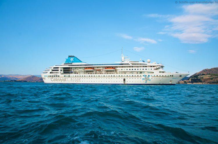 Celestyal Nefeli - Mittelmeer Kreuzfahrten mit All Inclusive