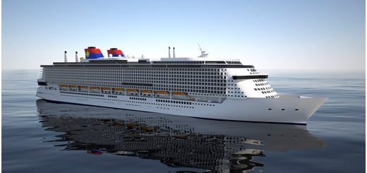 Neue Global Class für Star Cruises © Star Cruises