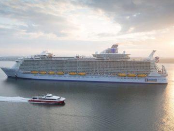 Royal Caribbean und Celebrity Cruises routen um: türkische Häfen und Nizza werden gestrichen / © Royal Caribbean