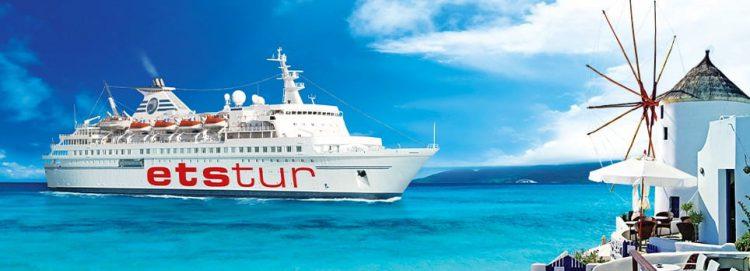 Türkischer Reiseveranstalter Etstur chartert MS Delphin für Sommer 2016 © Etstur