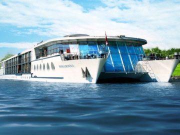 MS Primadonna - neu bei SE-Tours auf den Flüssen / © SE Tours