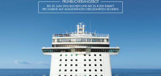 Neuer Norwegian Cruise Line Katalog mit All Inclusive Angeboten von Juni 2016 bis Oktober 2017 / © Norwegian Cruise Line