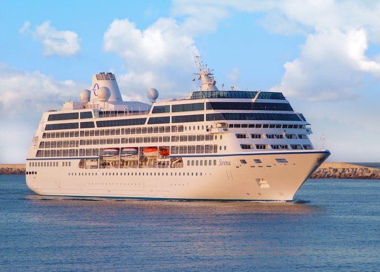 Neues Entertainment-Angebot auf MS Sirena © Oceania Cruises