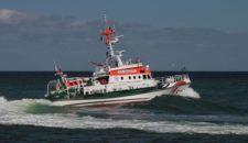 Seenotretter: Segelyachten kollidieren in der Flensburger Förde
