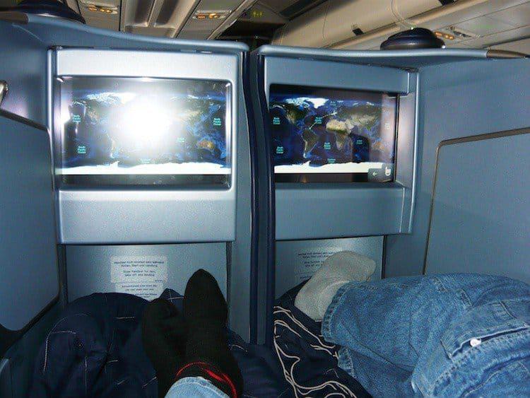Fluganreise mit Air Berlin
