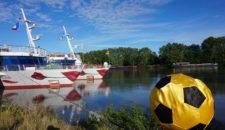 A-ROSA: Sportlicher Sommer mit Fußball-Europameisterschaft – Flusskreuzfahrt zu gewinnen