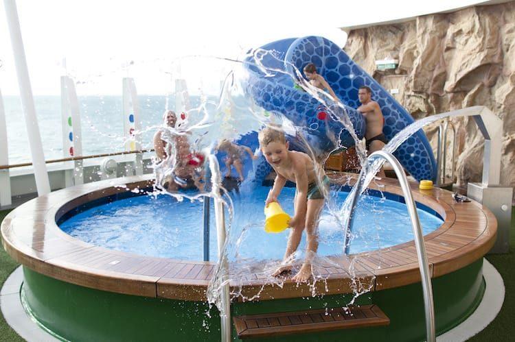 AIDA Ferienprogramm auf AIDAprima im Sommer 2016 / © AIDA Cruises