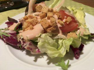 Salat - Brauhaus AIDAprima