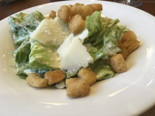 Ceasar Salad im Buffalo Steakhouse