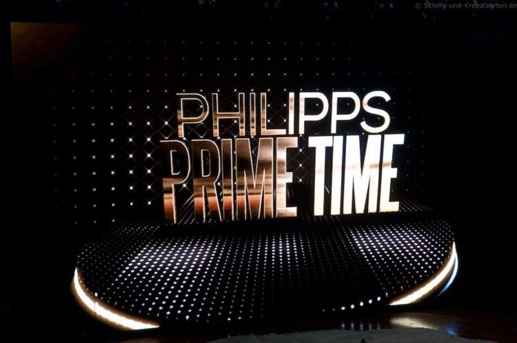 Philipps Prime Time AIDAprima