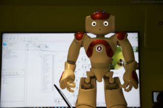 Roboter Nao Workshop - AIDAprima