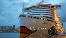 AIDAprima Kreuzfahrt zum Hamburger Hafengeburtstag 2017