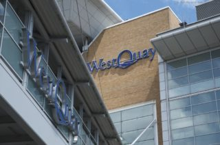 West Quay Southampton