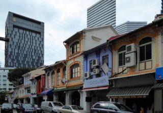 Arabisches Viertel Singapur