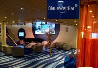 Blaue Welt Bar