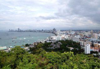 Bucht von Pattaya