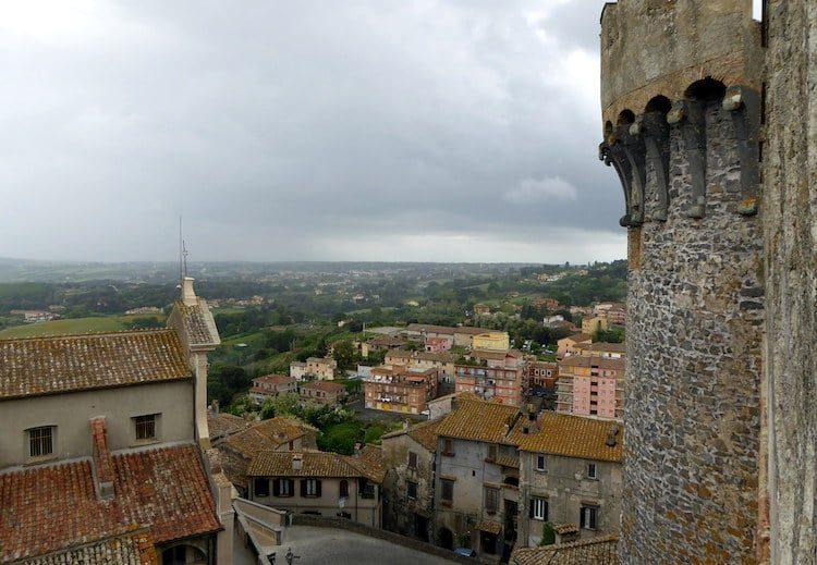 Burg Odescalchi am Bracciano See