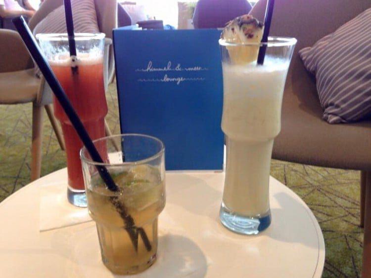 Cocktail Himmel & Meer Lounge - Mein Schiff 4