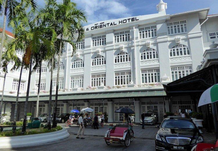 Eastern & Oriental Hotel Panang
