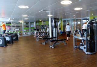 Fitness Mein Schiff 1