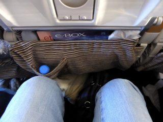Flug mit Etihad