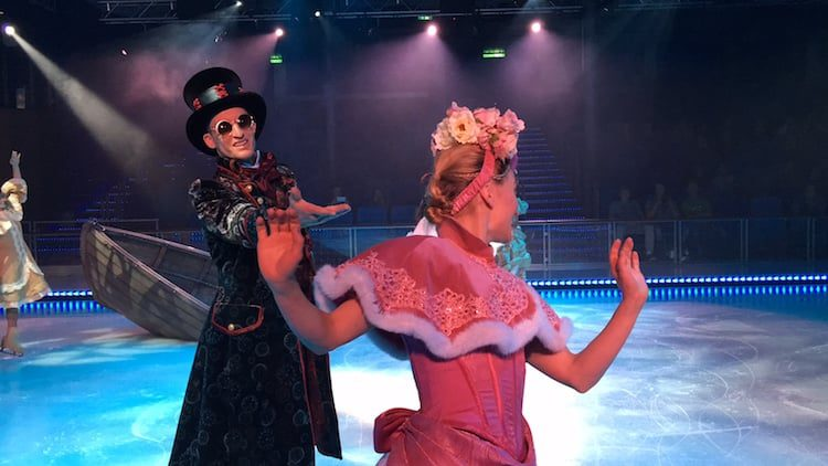 Harmony of the Seas - Ice Show im Studio B