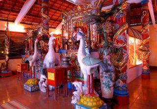 Lam Ong Nan Hai Tempel Vietnam