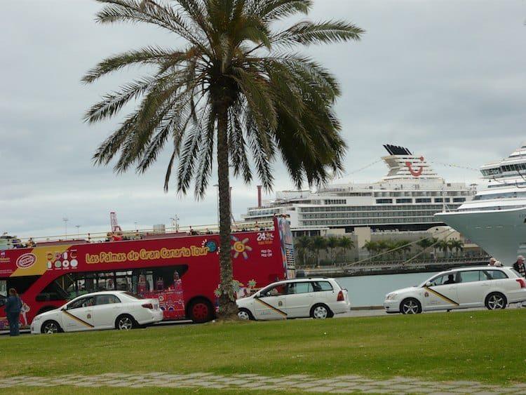 Mein Schiff 1 in Las Palmas / Gran Canaria