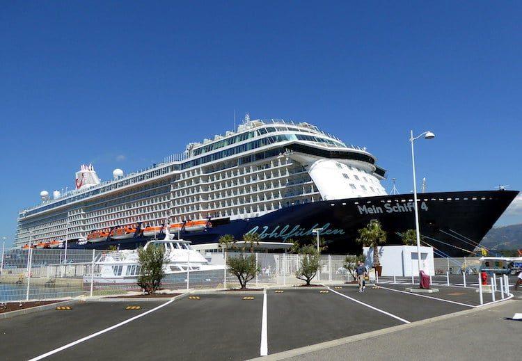 Mein Schiff 4 in La Seyne