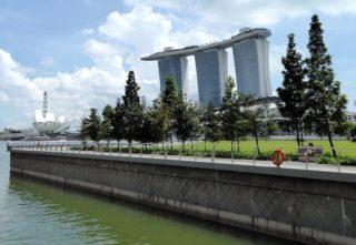 Marina Bay Sands Hotel Singapur