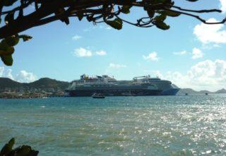 Mein Schiff 1 in der Karibik