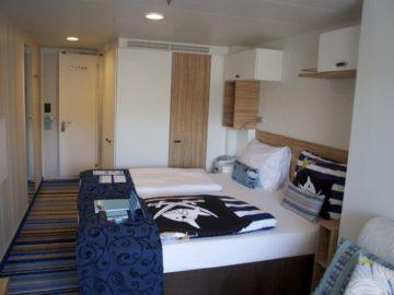 Balkonkabine 10046 auf der Mein Schiff 3