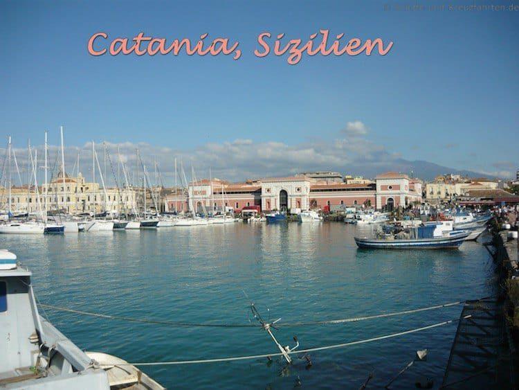 Mein Schiff 3 in Catania