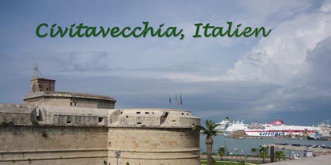 Mein Schiff 3 in Civitavecchia