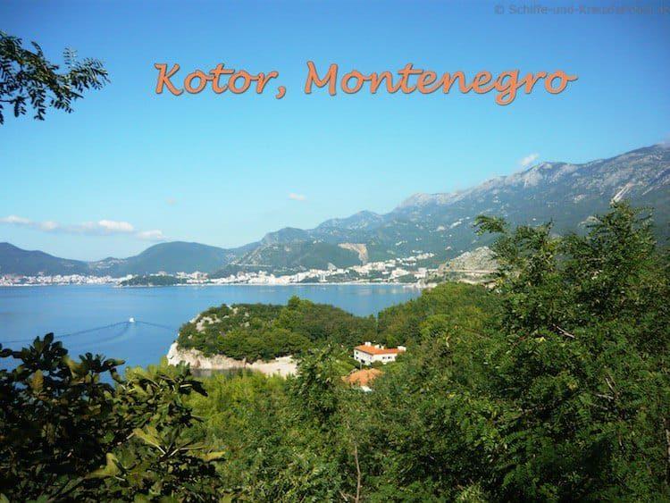 Mein Schiff 3 in Kotor